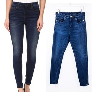 Blank NYC Jeans Crybaby Skinny High Rise Waist  30